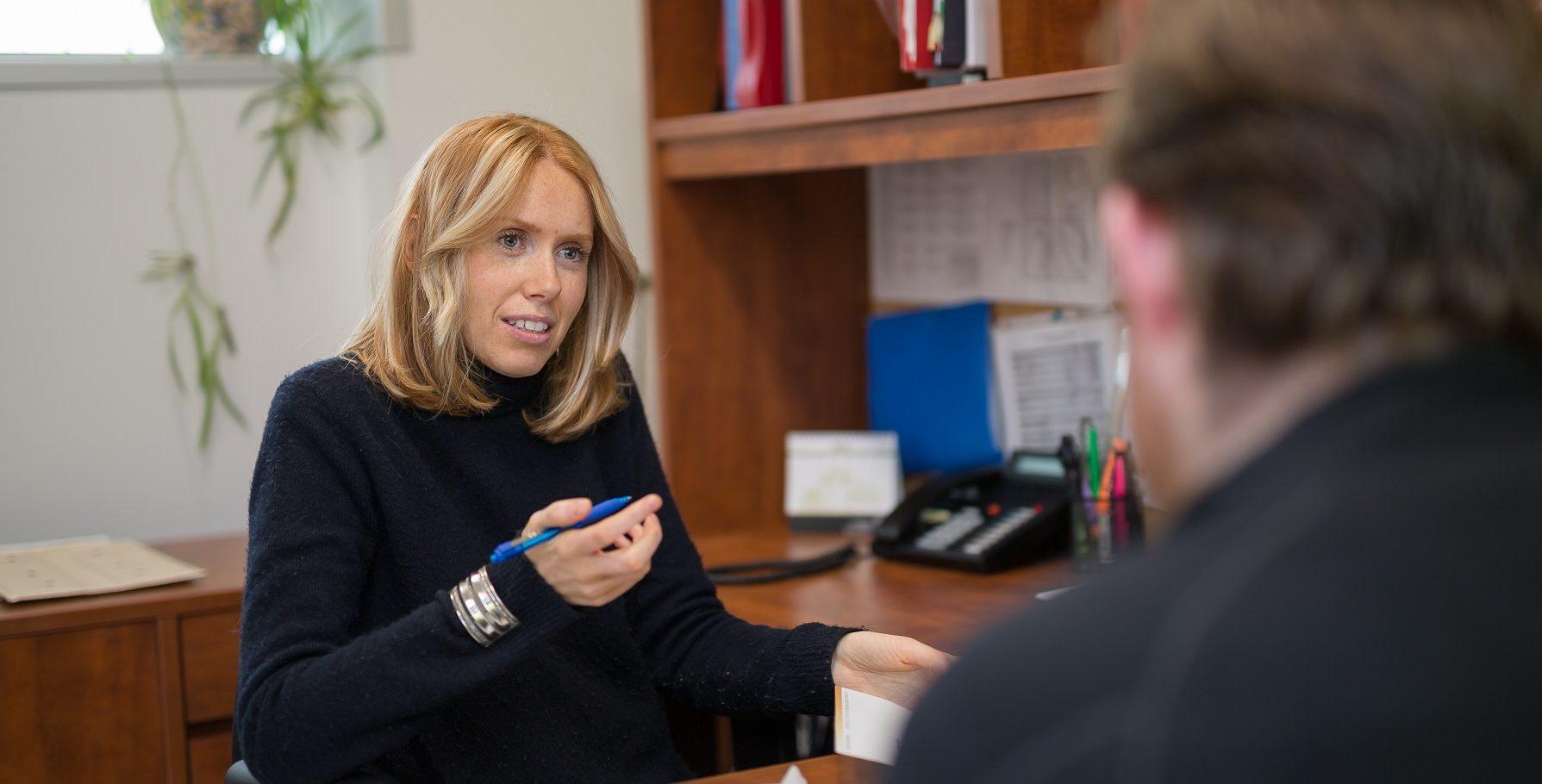 Joanie Gagnon, aide pédagogique individuelle